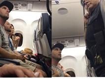 Scandal mới của hàng không Mỹ: Đòi cả chỗ ngồi của trẻ em