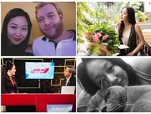 Cuộc sống của Hoa hậu Ngô Phương Lan sau 4 năm kết hôn với chồng Tây