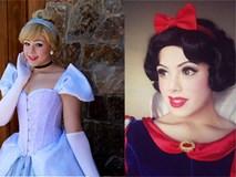 Hóa thân thành công chúa Disney đẹp lộng lẫy, chuyên gia trang điểm khiến mọi người sốc khi biết sự thật
