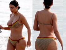 """Kim Kardashian là người phụ nữ duy nhất xấu xí hơn sau khi """"dao kéo"""""""