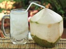 Trời nóng nếu uống nước dừa nhất định phải biết 5 điều sau đây