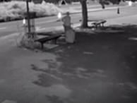 video quay cảnh nghi phạm giết người kéo va li chứa xác bạn gái cũ đi quanh thành phố