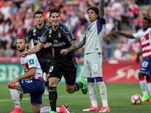 Chơi với đội hình B, Real vẫn nghiền nát Granada 4 bàn không gỡ