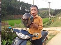 Chuyện thật như đùa: Chồng đi xe máy rơi mất vợ giữa đường không biết