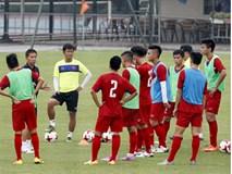 HLV Hoàng Anh Tuấn chốt danh sách U20 Việt Nam dự World Cup