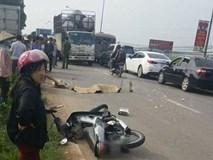 Hà Nội: Cô gái 19 tuổi bị xe tải cán chết thương tâm