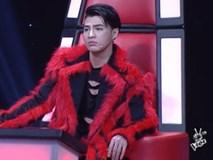 Noo Phước Thịnh gây choáng khi nặng lời với học trò ngay trên sân khấu The Voice