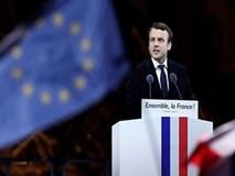 Những thách thức lớn đối với ông Macron sau khi đắc cử Tổng thống Pháp