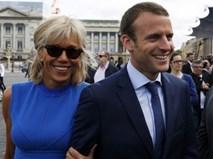 Già hơn 25 tuổi, nhan sắc tầm tầm, tân Đệ nhất Phu nhân Pháp có gì khiến chồng trẻ mê mệt nhường ấy?