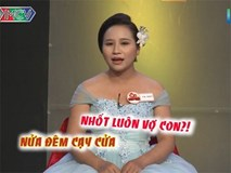 Vợ tố chồng 'lãnh cảm' trên truyền hình khiến Quyền Linh bất ngờ
