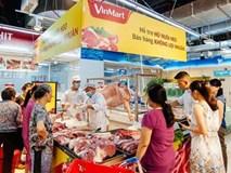 VinMart bán thịt heo không lợi nhuận