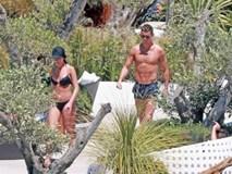 Ronaldo và bạn gái nóng bỏng trong kỳ nghỉ ngắn ngày