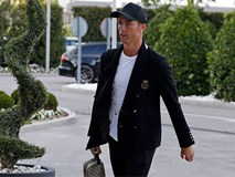 Ronaldo và đồng đội sành điệu trước bán kết lượt về Champions League