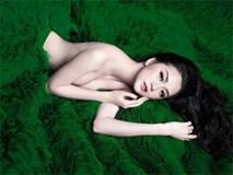 Sốc với những lần chụp ảnh nude táo bạo của sao Việt
