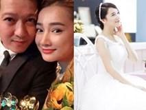 Đang tin đồn đám cưới, Nhã Phương lại đăng ảnh mặc váy cô dâu làm dân tình dậy sóng