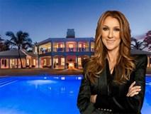 """Ngắm biệt thự 4 năm mới có người """"dám"""" mua của danh ca Celine Dion"""