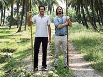 2 người bạn cùng nhau bỏ việc, lập nên công ty nước dừa 100 triệu USD
