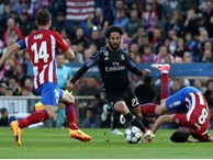 Isco chặn đứng Atletico, Real hẹn Juve ở chung kết Champions League