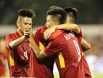 Đức Chinh tỏa sáng trong trận U20 Việt Nam thua U20 Argentina
