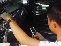 Minh Nhựa cầm lái 'thần gió' Pagani Huayra 80 tỷ chạy trong khuôn viên công ty