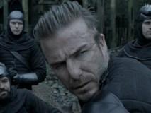 David Beckham bị mỉa mai về diễn xuất: Siêu sao đã hết thời?