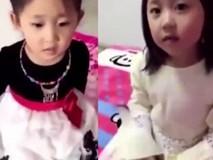 """Màn đối đáp siêu chất của bé gái khiến ông bố """"câm nín"""" không nói nên lời"""