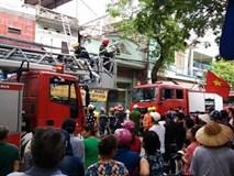 Cháy 2 ngôi nhà ở Hải Phòng, 4 người được cứu sống