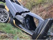 Siêu xe triệu đô Koenigsegg Agera RS gặp nạn khi chạy thử