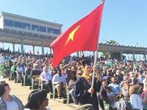 Kỳ thủ Lê Quang Liêm tốt nghiệp xuất sắc đại học Mỹ