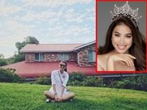 Sau 2 năm đăng quang, khối bất động sản của Phạm Hương gia tăng thế nào?