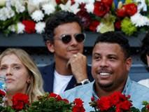 Ro béo và bạn gái cổ vũ Nadal vô địch Madrid Open