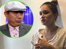 Câu nói của Hương Giang Idol làm nghệ sĩ Trung Dân bức xúc