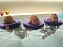 Lợi ích của bơi đối với trẻ sơ sinh