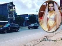 Xôn xao đám cưới Miss Teen Quỳnh Nga xuất hiện dàn siêu xe tiền tỷ