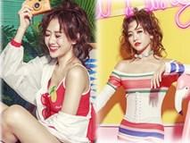 Hari Won làm nàng tiên mùa hè rực rỡ trong bộ ảnh mới
