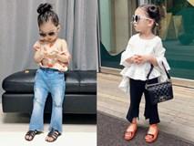 Cô bé thời thượng nhất Hàn Quốc với phong cách ăn mặc không thể chê vào đâu