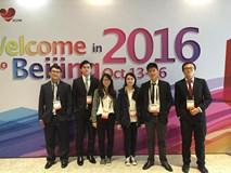 Sinh viên Y Việt Nam thực tập tại Hoa Kỳ