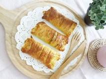 Bánh sandwich khoai lang vừa lạ vừa ngon cho bữa sáng