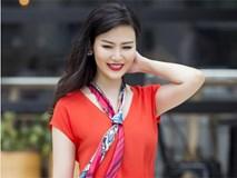 Ngoài 40 tuổi, Hoa hậu Thu Thủy vẫn cực sành điệu khi xuống phố
