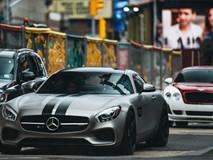 Cường Đô La độ Mercedes GTS kiểu Fast and Furious 8