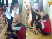 """Nữ sinh lớp 9 bị đánh ghen ngay trong lớp học vì dám nhắn """"chúc anh ngủ ngon"""" với người yêu của bạn"""