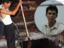 Manh mối giúp gia đình người phụ nữ bị chồng phân xác dưới hầm cầu kiên trì tìm kiếm