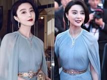 """Thảm đỏ LHP Cannes: Phạm Băng Băng lộng lẫy như nữ hoàng, quyết """"cân"""" dàn mỹ nhân quốc tế"""