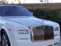 Mayweather khoe 6 siêu xe Rolls-Royce màu trắng trị giá hơn 62 tỷ đồng
