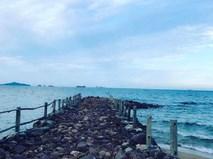 """Bãi Đông - Bãi biển vừa đẹp vừa hoang sơ """"chẳng mấy ai biết"""" ở Thanh Hóa"""
