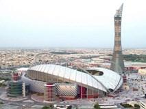 """Sân vận động đầu tiên trên thế giới trang bị điều hòa """"khủng"""" đã hoàn thành"""
