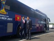 U20 Việt Nam có xe bus riêng tại VCK U20 World Cup 2017
