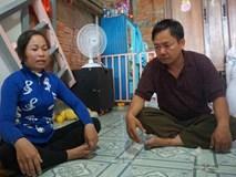Người bố nuôi con teo não đối chất căng thẳng, mất bình tĩnh khi ngồi trước vợ cũ