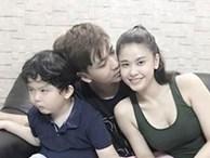 Mặc kệ tin đồn ly dị, Tim vẫn đăng status tình tứ với Trương Quỳnh Anh