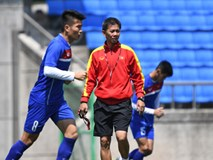 Bộ khung nào cho U20 Việt Nam trước U20 New Zealand?